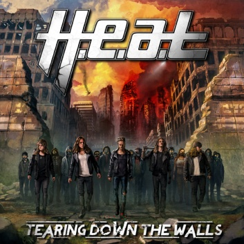 H.E.A.T_Tearing Down The Walls_cover_