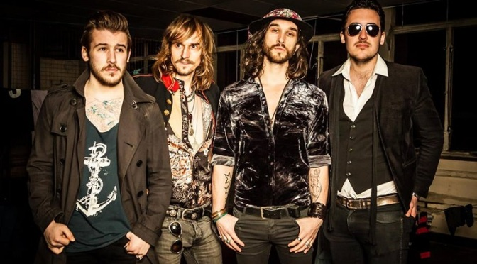 Ones To Watch – Interview / Dirty Thrills