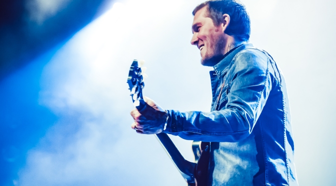 Live Review – Brian Fallon at O2 Ritz Manchester 21/02/18